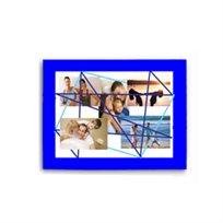 המתנה הכי שווה! לוח מודעות ותמונות מרובע קטן במגוון צבעים לבחירה