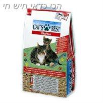 סופרחול לחתול מתגבש קטס בסט (אדום) 10 ליטר Cat's Best