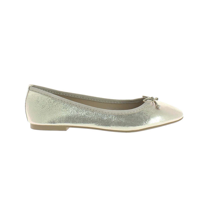 נעלי בלרינה קלאסיות MABALLERINE PARIS JACQUELINE - זהב