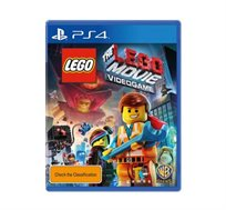 משחק LEGO MOVIE VIDEGAME ל-  PS4