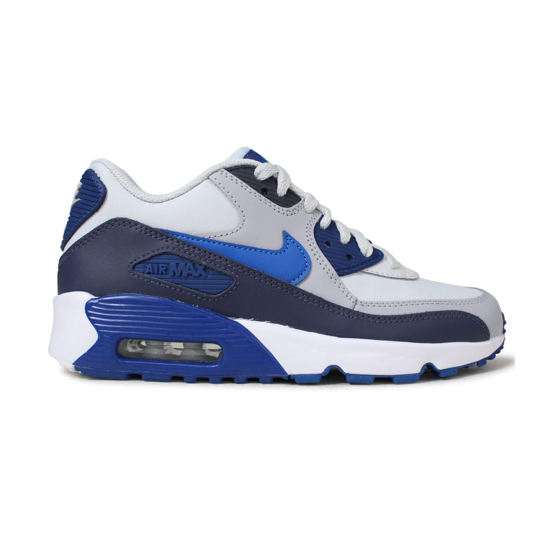 נעלי אופנה לנשים ולנערות דגם 833412-407 - כחול ולבן
