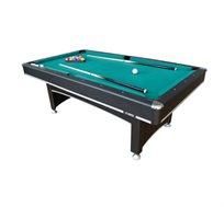 שני משחקים בשולחן אחד - שולחן ביליארד משולב שולחן טניס