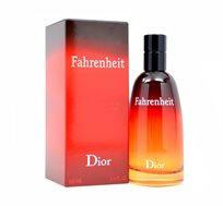 """בושם לגברים 100 מ""""ל א.ד.ט דיור פרנהייט Dior fahrenheit"""