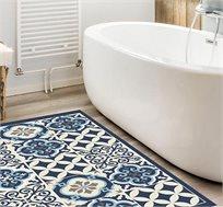 שטיח מעוצב לחדר האמבטיה במגוון דגמים לבחירה