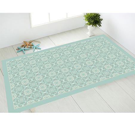 שטיחי אמבטיה מעוצבים ומודרניים עם גומי למניעת החלקה - תמונה 3