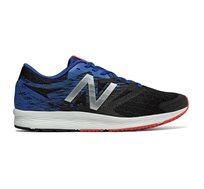 נעלי ריצה מקצועיות לגברים NEW BALANCE דגם MFLSHLRK1  - שחור/כחול