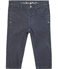 מכנסי גינס פולו ארוכים קלאסיים