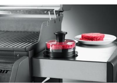 מתקן המבורגר פרס להכנת קציצות המבורגר איכותיות Weber - תמונה 3