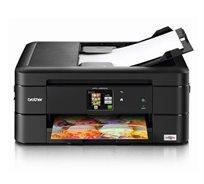 מדפסת צבעונית משולבת אלחוטית עם יכולת הדפסה דו צדדית Brother MFC-J680DW