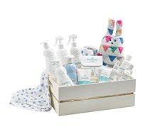 מארז מתנה ליולדת דרים מוצרי היגיינה וטיפוח טבעיים ואיכותיים לתינוק ELYSIUM