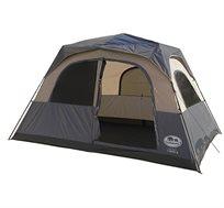 אוהל פתיחה מהירה ל8 אנשים עם חלונות רשת GoNature