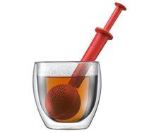 מסננת אישית לחליטת תה מבית bodum