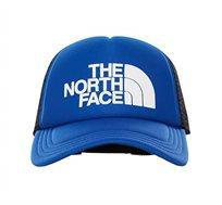 כובע מצחייה בשילוב לוגו המותג - כחול/שחור