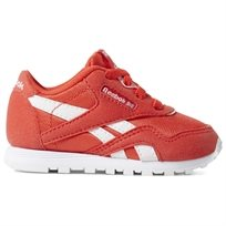 Reebok תינוקות // Cl Nylon Red/White