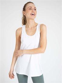 ARENA נשים // גופיית FUSION לבן