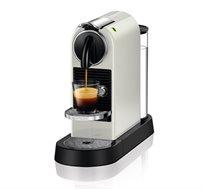 מכונת קפה CitiZ בצבע לבן דגם D112 מבית Nespresso - משלוח חינם!