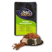 מזון לכלב שמן נוטרי סורס לייט 13.6 ק''ג Nutri Source