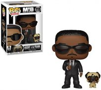 Funko Pop - Agent J & Frank (Man In Black) 715 בובת פופ