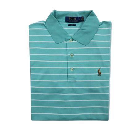 חולצת פולו Polo Ralph Lauren Classic Fit - ירוק בהיר