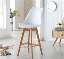 כסא בר מעוצב יציב ונוח לישיבה