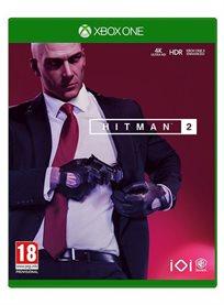 Hitman 2 Xbox One  היטמן 2! במלאי! אירופאי!