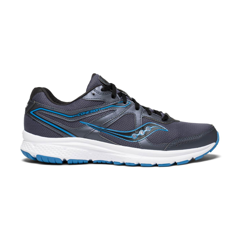 נעלי ריצה לגבר Saucony דגם COHESION 11 - אפור/תכלת
