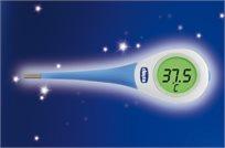 מדחום דיגיטלי גמיש עם תאורת לילה Flex Night לתינוק