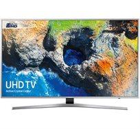 """טלויזיה """"65 SAMSUNG SMART 4K איכות תמונה PQI1500 דגם UE65MU7400U"""
