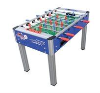שולחן כדורגל ביתי מקצועי עם 10 כדורי משחק תוצרת איטליה דגם COLLEGE pro