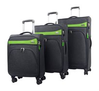 סט מזוודות - צבע לבחירה