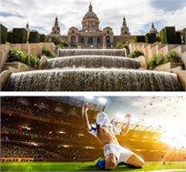 סופר קלאסיקו! 3 לילות בברצלונה+כרטיס לברצלונה מול ריאל מדריד החל מכ-€1374*
