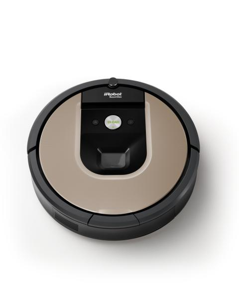 שואב הרובוטי 966 iRobot roomba עם אפשרות לתכנות יומי באמצעות אפליקציה-משלוח חינם - תמונה 3