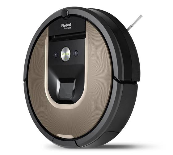שואב הרובוטי 966 iRobot roomba עם אפשרות לתכנות יומי באמצעות אפליקציה-משלוח חינם - תמונה 2