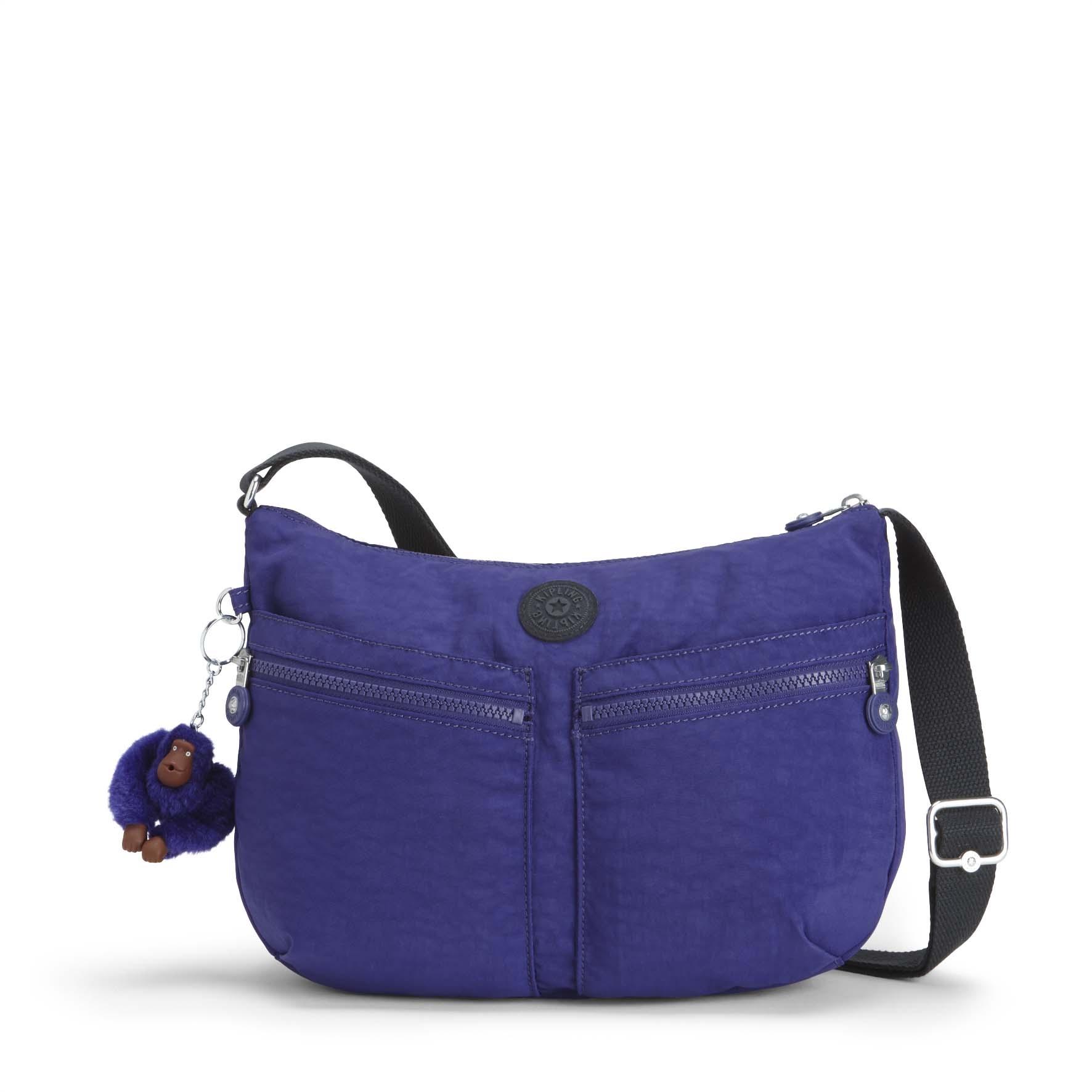 תיק צד בינוני Izellah - Summer Purpleסגול קייצי