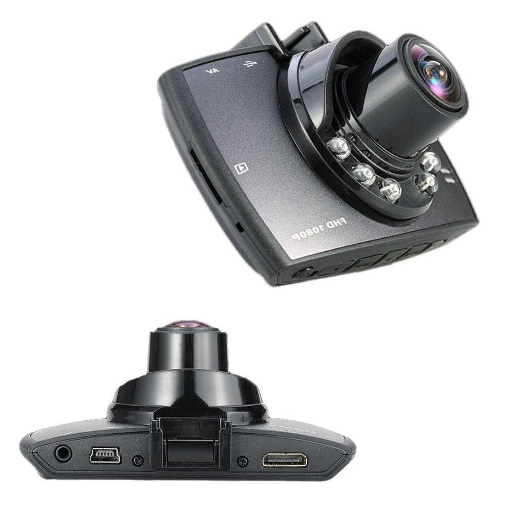 מצלמת רכב איכותית עד 1080P כולל צג ענק 2.7 אינץ' ויציאת HDMI צילום מספרי רכב באופן חד וברור כולל GS - תמונה 2