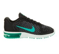 נעל ריצה נייקי לנשים NIKE דגם 852465-009 Air Max בצבע שחור/טורקיז