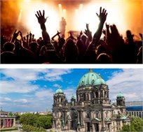 אנדראה בוצ'לי בהופעה בברלין כולל טיסות ומלון החל מכ-€555*