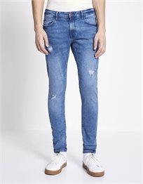 ג'ינס דסטרויי סקיני 5 כיסים בגזרת C45