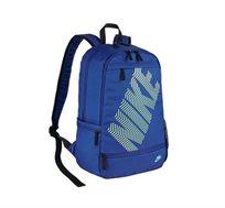 תיק גב יוניסקס Nike דגם Classic Line Backpack עם 2 תאים צידיים ו-3 תאים קדמיים - משלוח חינם!