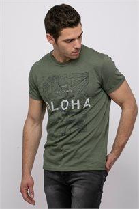 חולצת טי ALOHA