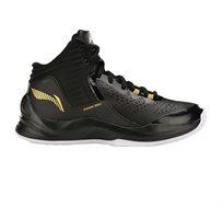 נעלי כדורסל מקצועיות לגברים Li Ning Speed On Court Basketball Cushion Shoes בצבע שחור