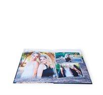 Plana Album - אלבום בפתיחה שטוחה בגודל A4 אנכי