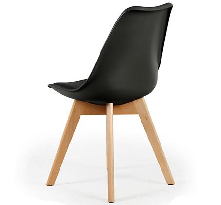 כיסא בעיצוב עכשווי וצעיר דגם TULIP לבית ולמשרד Westin Stock - תמונה 2