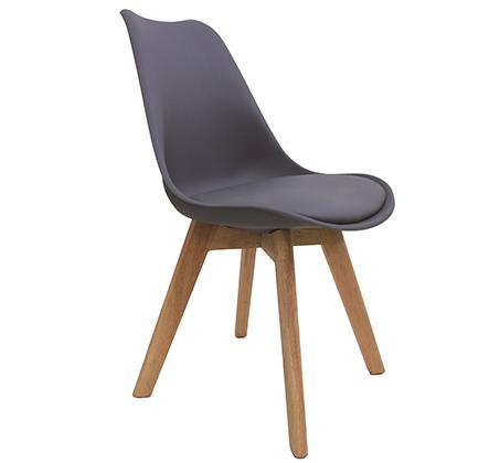 כיסא בעיצוב עכשווי וצעיר דגם TULIP לבית ולמשרד Westin Stock - תמונה 5