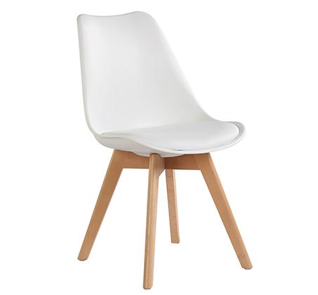 כיסא בעיצוב עכשווי וצעיר דגם TULIP לבית ולמשרד Westin Stock - תמונה 3