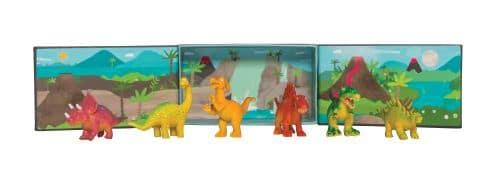 סיפור בקופסא - דינוזאורים