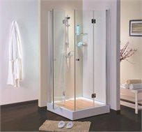 מקלחון עשוי זכוכית מחוסמת מבית חרש