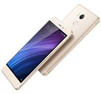 """סמארטפון Xiaomi Redmi 4 מסך """"5 Full HD זיכרון 32GB מצלמה 13MP -יבואן רשמי - משלוח חינם!"""