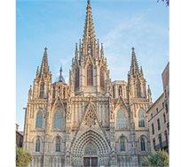 חופשה בניחוח ספרדי! 4 לילות בברצלונה במלון לבחירתכם, כולל טיסות והעברות החל מכ-€424* לאדם!