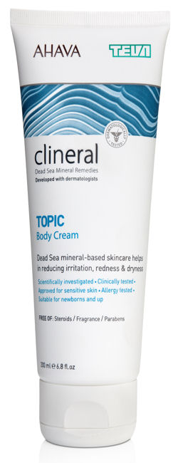 Clineral Topic Body Cream